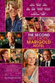 The Second Best Exotic Marigold Hotel (2015) Al doilea hotel Marigold