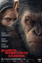 War for the Planet of the Apes (2017) Planeta Maimuţelor: Războiul